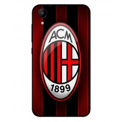 Durable AC Milan Cover For Wiko Sunny 2