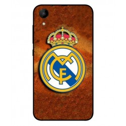 Durable Real Madrid Cover For Wiko Sunny 2