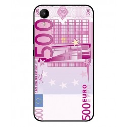 Durable 500 Euro Note Cover For Wiko Sunny 2