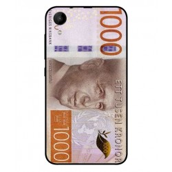 Durable 1000Kr Sweden Note Cover For Wiko Sunny 2
