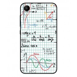 Durable Mathematics Cover For Wiko Sunny 2