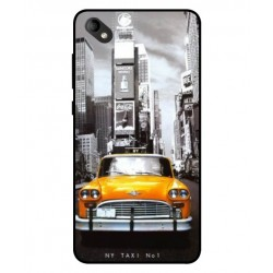 Coque De Protection New York Pour Wiko Sunny 2 Plus