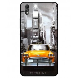 Durable New York Cover For Wiko Lenny 4 Plus