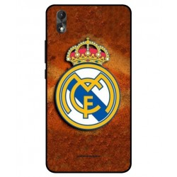 Durable Real Madrid Cover For Wiko Lenny 4 Plus