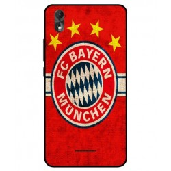 Durable Bayern De Munich Cover For Wiko Lenny 4 Plus