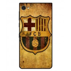 Durable FC Barcelona Cover For Blackberry Motion