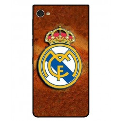 Durable Real Madrid Cover For Blackberry Motion