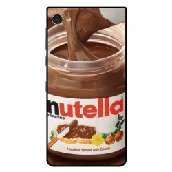 Cubierta de Nutella Para Blackberry Motion
