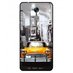 Durable New York Cover For Huawei Honor 6C Pro