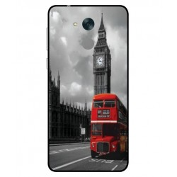 Durable London Cover For Huawei Honor 6C Pro