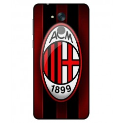 Durable AC Milan Cover For Huawei Honor 6C Pro