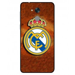 Real Madrid Cover Til Huawei Honor 6C Pro