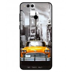 Coque De Protection New York Pour Huawei Honor 7X