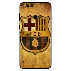 Durable FC Barcelona Cover For Huawei Honor 7X
