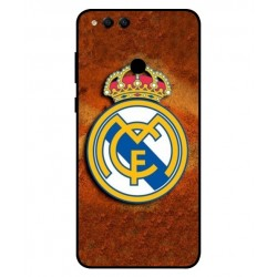 Real Madrid Cover Til Huawei Honor 7X