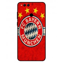 Durable Bayern De Munich Cover For Huawei Honor 7X