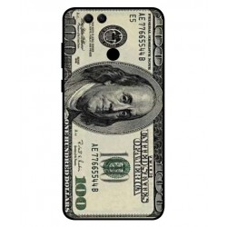 Durable 100 Dollar Note Cover For Huawei Honor 7X