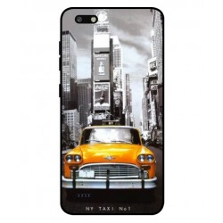 Durable New York Cover For ZTE Blade Force