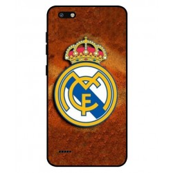 Durable Real Madrid Cover For ZTE Blade Force