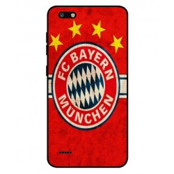 Durable Bayern De Munich Cover For ZTE Blade Force