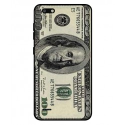 Durable 100 Dollar Note Cover For ZTE Blade Force