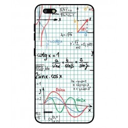 Durable Mathematics Cover For ZTE Blade Force