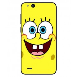 Durable SpongeBob Cover For ZTE Tempo X
