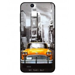 Durable New York Cover For ZTE Tempo X