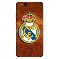 Durable Real Madrid Cover For ZTE Tempo X