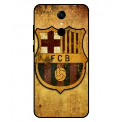 Durable FC Barcelona Cover For Cubot Note Plus