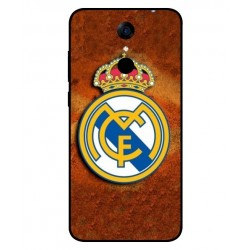 Durable Real Madrid Cover For Cubot Note Plus