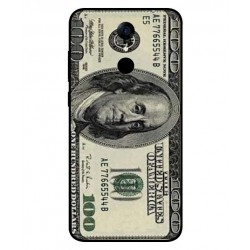 Durable 100 Dollar Note Cover For Cubot Note Plus