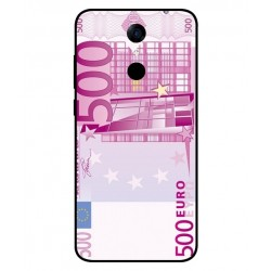 500 Euro Pengeseddel Cover Til Cubot Note Plus