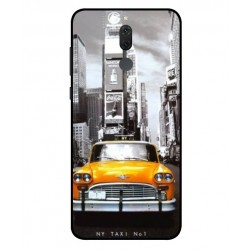 Durable New York Cover For Huawei Mate 10 Lite