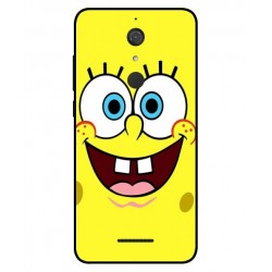 Durable SpongeBob Cover For Wiko View