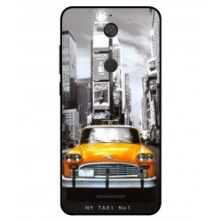 Durable New York Cover For Wiko View