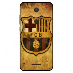 Durable FC Barcelona Cover For Wiko View