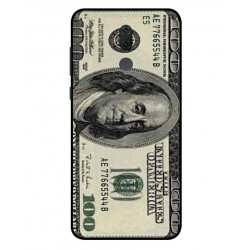 Durable 100 Dollar Note Cover For Huawei Mate 10 Lite