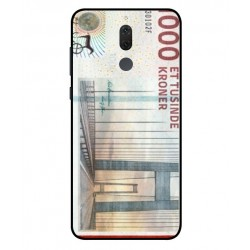 1000 Danish Kroner Note Cover For Huawei Mate 10 Lite
