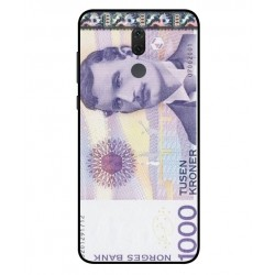 1000 Norwegian Kroner Note Cover For Huawei Mate 10 Lite