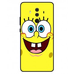 Durable SpongeBob Cover For Huawei Mate 10 Porsche Design