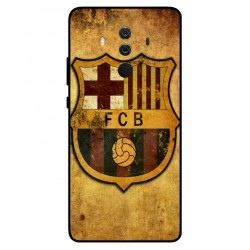 Durable FC Barcelona Cover For Huawei Mate 10 Porsche Design