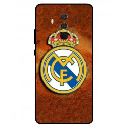 Durable Real Madrid Cover For Huawei Mate 10 Porsche Design
