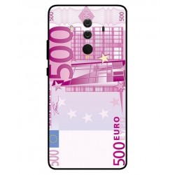 Durable 500 Euro Note Cover For Huawei Mate 10 Porsche Design