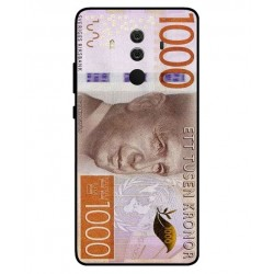 Durable 1000Kr Sweden Note Cover For Huawei Mate 10 Porsche Design