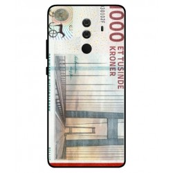 1000 Danish Kroner Note Cover For Huawei Mate 10 Porsche Design