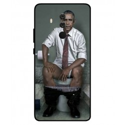 Durable Obama On The Toilet Cover For Huawei Mate 10 Porsche Design