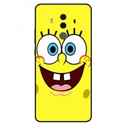 Durable SpongeBob Cover For Huawei Mate 10 Pro