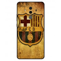 Durable FC Barcelona Cover For Huawei Mate 10 Pro