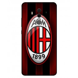 Durable AC Milan Cover For Huawei Mate 10 Pro